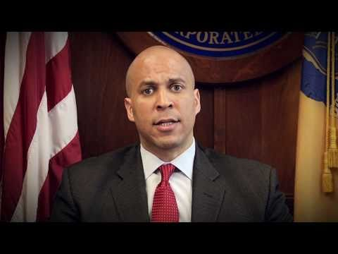 Cory Booker: An experience that changed my world view