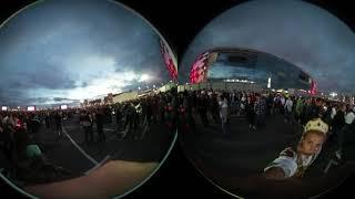 Фан-зона Спартак. Москва. 360 VR. Матч Россия-Хорватия. 12