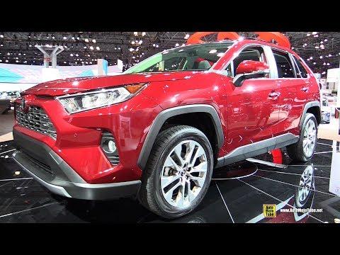 2019 Toyota Rav4 - Exterior And Interior Walkaround - 2018 New York Auto Show