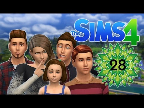 Let's Play: The Sims 4 | Part 28 | Perfect Children