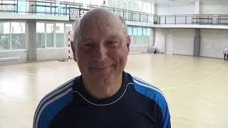 Владимир Чирочка Черное море SV 40 Светловодск 6-1 Футзал Ветераны Одесса 2020 09 05