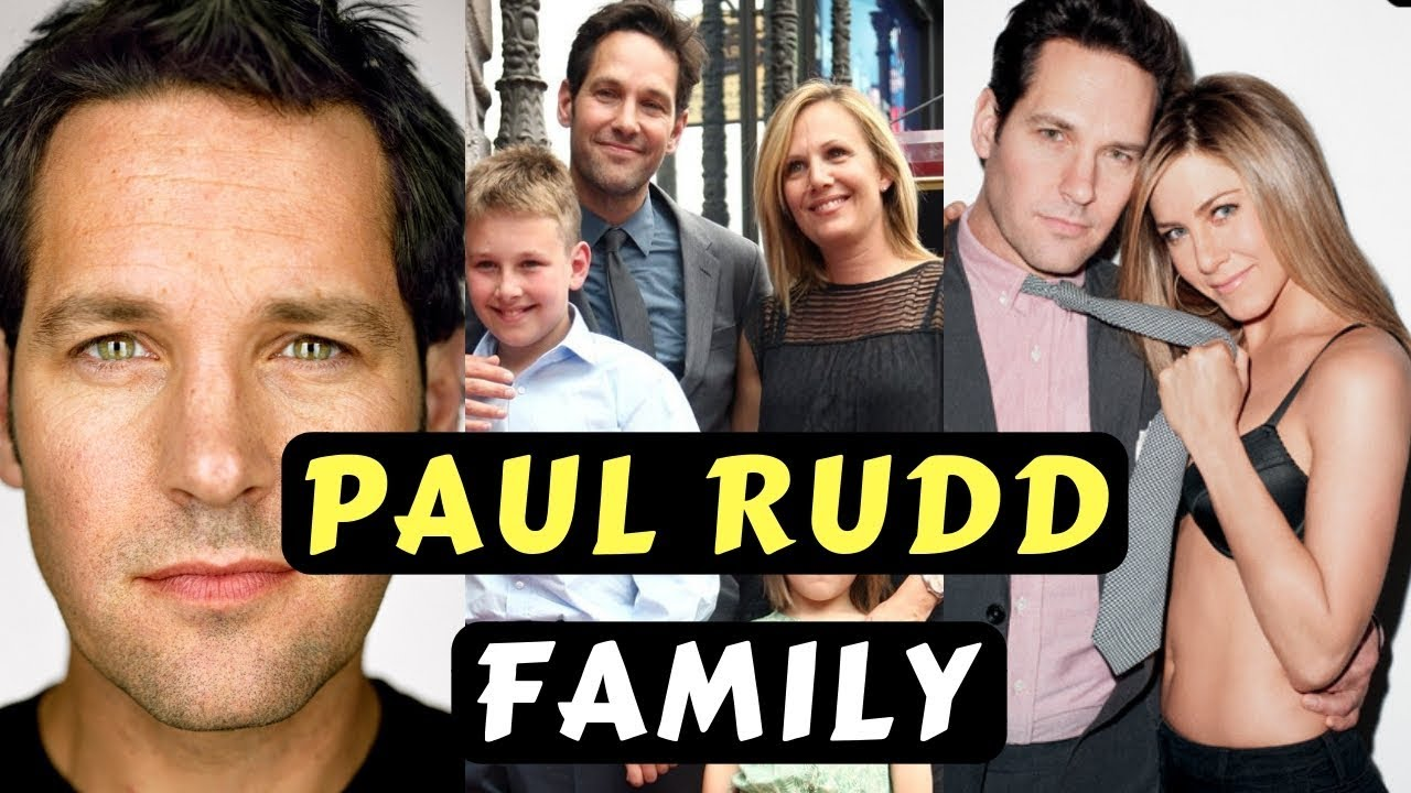 Wife paul rudd Who's Paul