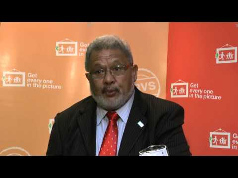 #Team CRVS Interviews: Nandi Glassie, Minister of Health, Cook Islands