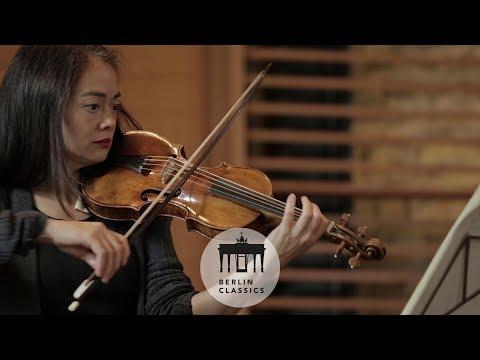 Midori Seiler - Bach: The Violin Sonatas - No. 1 in G Minor, BWV 1001: III. Siciliana