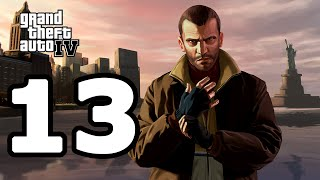 Grand Theft Auto IV Walkthrough Part 13 - No Commentary Playthrough (PC)