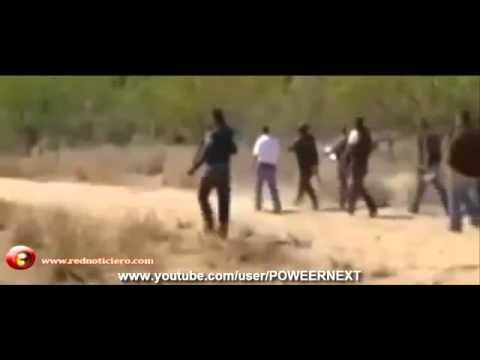 Fuerte Balacera Entre Los Zetas  Cartel Del Golfo En Zacatecas