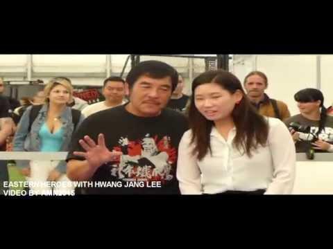 EASTERN HEROES PRESENT HWANG JANG LEE AT SENI2014