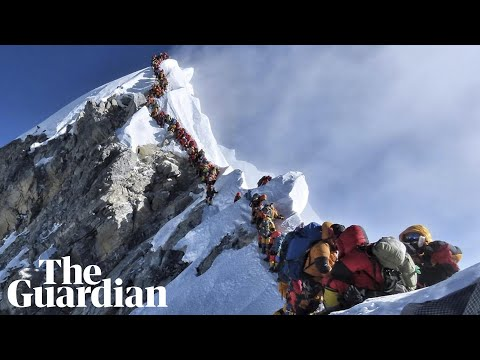11 climbers dead in 16 days – how should we deal with the bodies on Mount Everest?