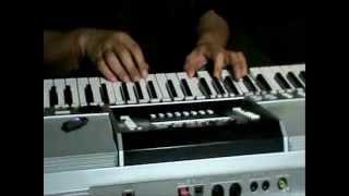 BUTIRAN DEBU (Rumor)-Versi cara mudah main keyboard nya,biasa . .asayagiri