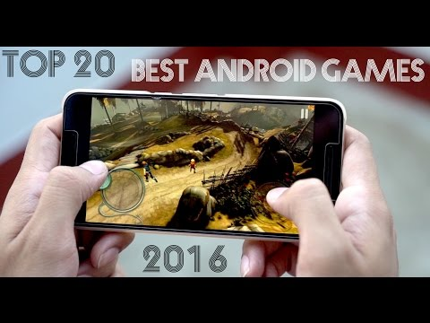 Top 20 Best Android Games 2016 | MUST PLAY