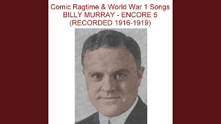 My Barney Lies Over the Ocean (World War 1) (Recorded 1919)