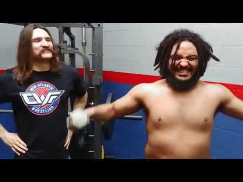 """CWF Mid-Atlantic Wrestling: Corruption plans to run the """"Young Guns"""" out of the RGL! from YouTube · Duration:  1 minutes 27 seconds"""