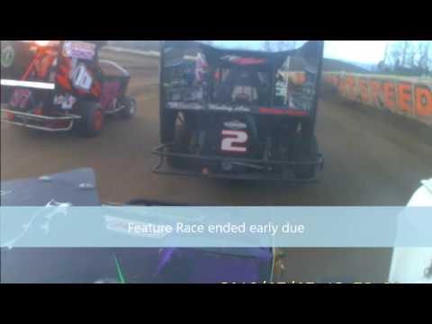 Button Motorsports- Kyle Button #18k Five Mile Point Speedway