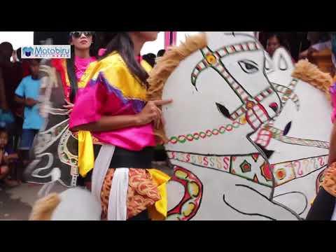 Prawan Boongan (Atraksi Kuda Lumping) - Burok CNR Live Tersana Pabedilan Cirebon_12-01-2018