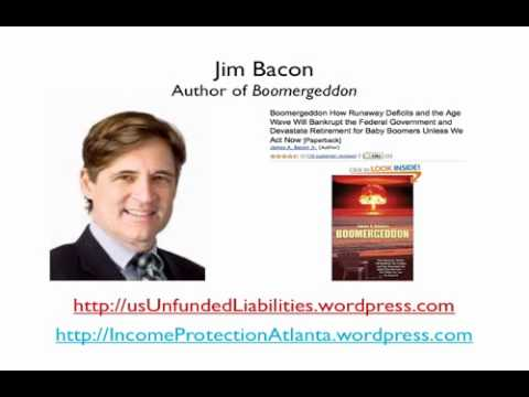 Jim Bacon, Boomergeddon and Jelani Asar, The Unfunded Liabilities Monster - Part 2