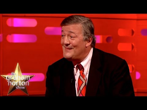Stephen Fry Spent New Year's Day With Princess Diana & Prince Charles | The Graham Norton Show