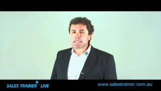 Introduction to SALES TRAINER LIVE 2012 by Mark Dwyer