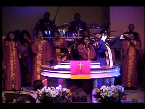 Minister Nii Addo and the Power of Praise