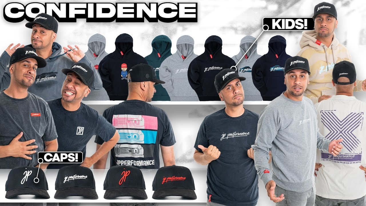 JP Performance - Die neue Kollektion! | Confidence