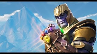 Thanos - Fortnite Battle Royale