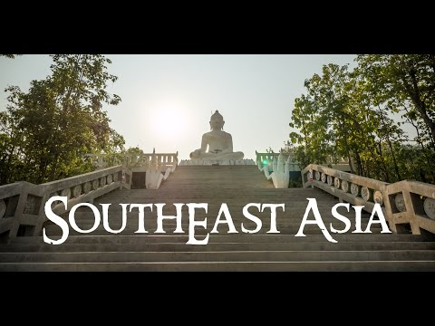 Backpacker heaven - Traveling Southeast Asia - Thailand, Cambodia, Singapore and Vietnam