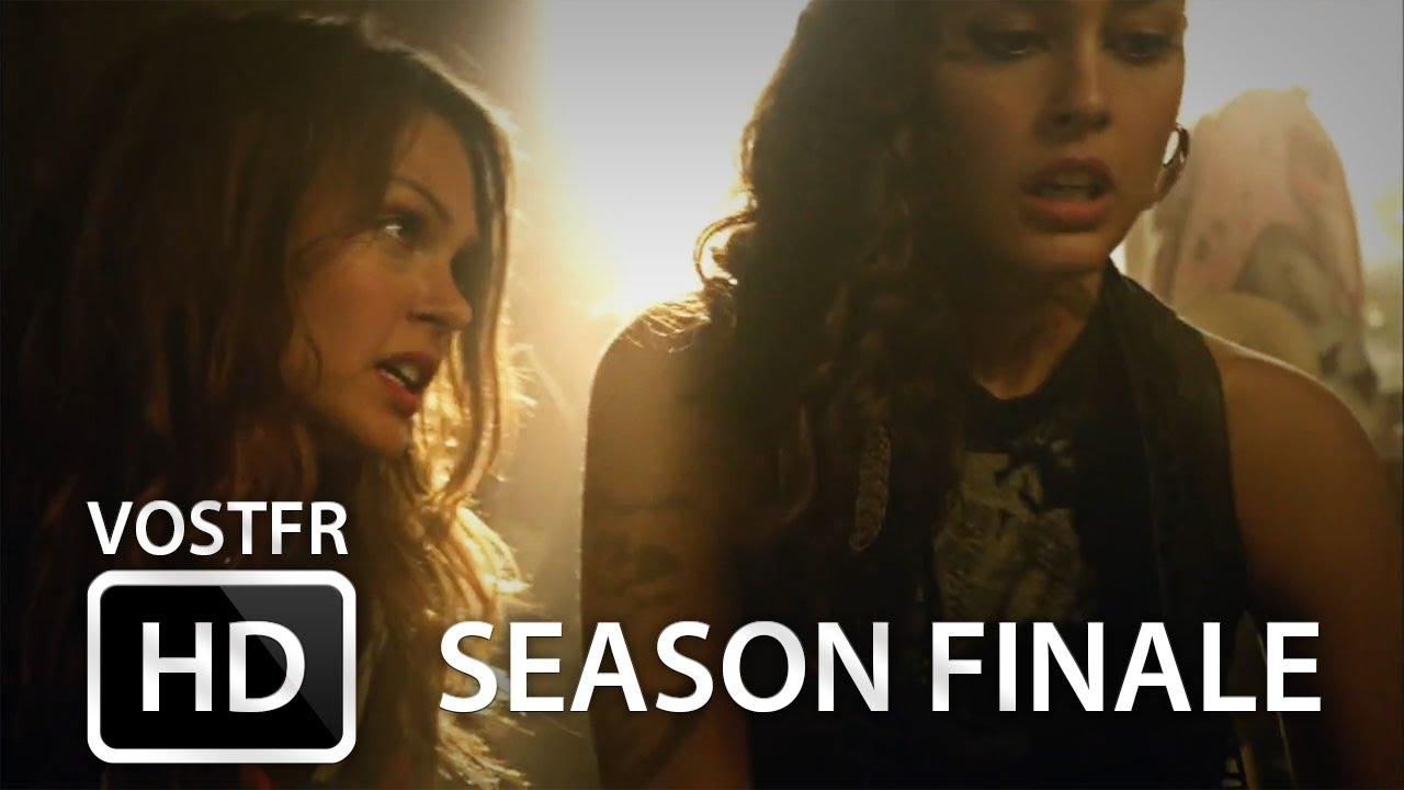 """Download Star-Crossed 1x13 """"Passion Lends Them Power"""" SEASON Finale Promo VOSTFR (HD)"""
