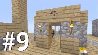 Minecraft Xbox - Sky Island Challenge - New House! [9]