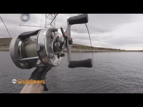 Kokanee Fishing At Flaming Gorge With Christensen's Lake Shore Tackle