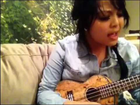 you were meant for me (uke cover)