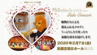 日時 2020年2月7日(金)開演18:30 ○会場 浜離宮朝日ホール ○出演 ズー...