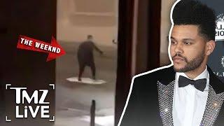 The Weeknd's Coachella Surprise | TMZ Live