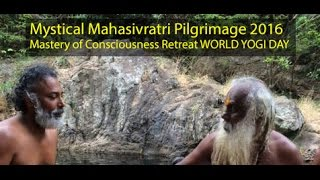 Pilgrimage into Mystical Mother India- Mahasivratri 2016