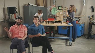 OK Go Sandbox - Cause/Effect Challenge