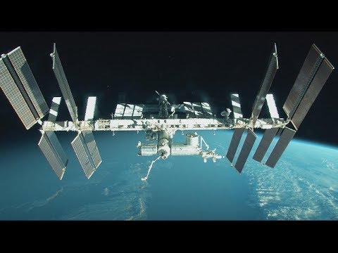 Muss - Vacation At The International Space Station! Book Your Trip For Next Year!