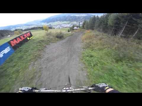 Schladming Bike Park Planai 10-10-2015