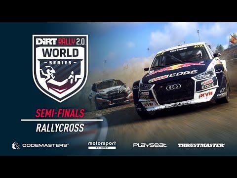 Rallycross Semi-Finals - DiRT Rally 2.0 World Series