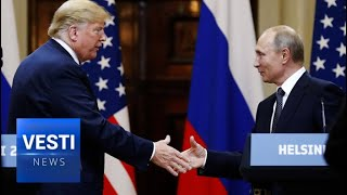 Trump Says He's Looking Forward to More Summits With Putin