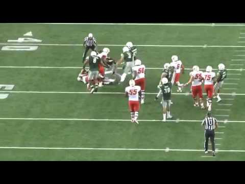 New Mexico Offense vs Hawaii 2016