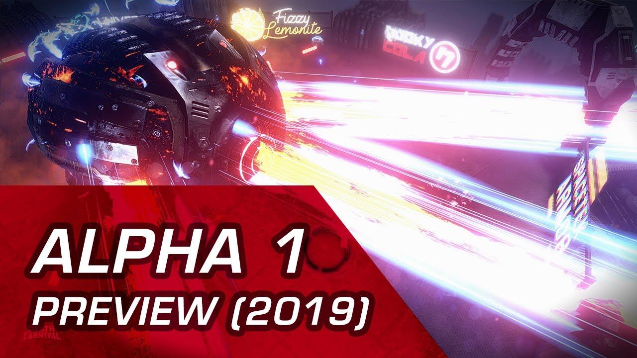 Death Carnival - Alpha 1 Trailer (2019) - YouTube