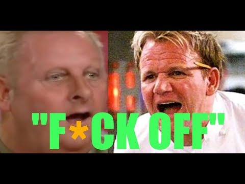 GORDON RAMSAY INSULTS VS WORST AUDITIONS