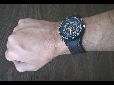 The Waterproof Watch Spy Camera In Depth Review And Instructions