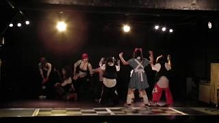 RB 『不思議の国のアリス』 本番 The Voodoo Lounge、Dance、Japan.
