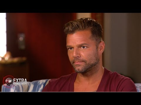 EXTENDED INTERVIEW with Ricky Martin