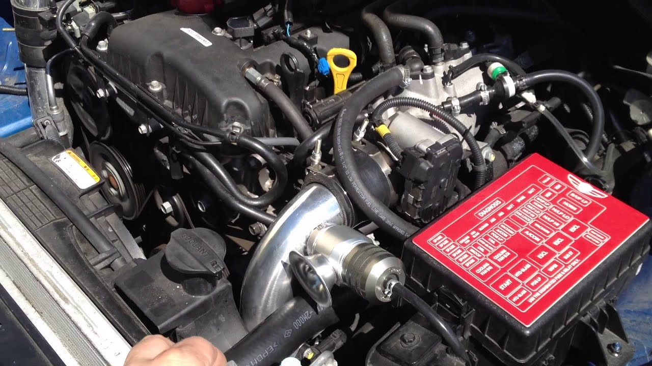 Genesis Coupe 2.0T >> Turbo XS RFL BOV ( Really F**king Loud Blow Off Valve ) on ...