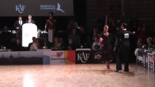 Final Solo Quickstep   WDSF PD European Championship 2015