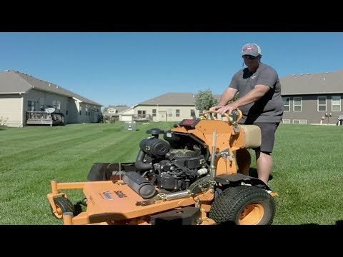 Scag V-RIDE 52, Why This Commercial Lawn Mower,