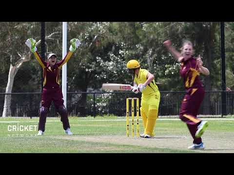 2017-18 Cricket Australia Under 18 National Championships: Day 2 Highlights