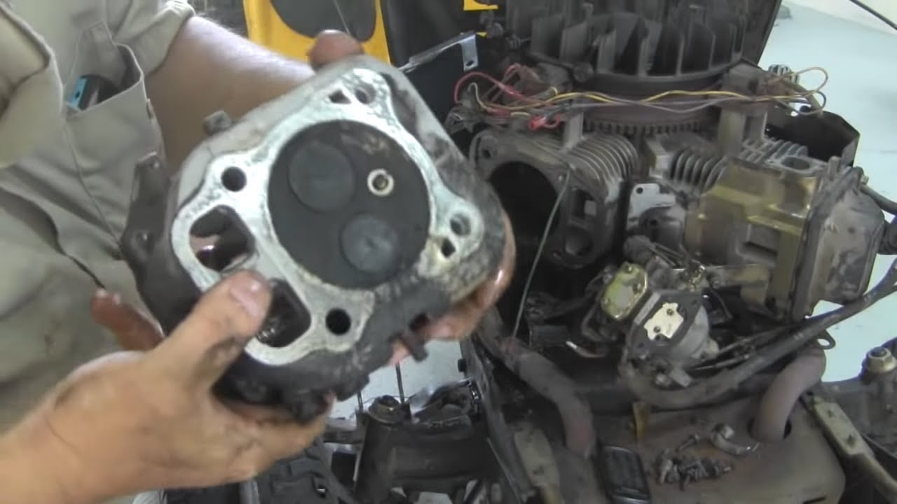 Pto Mower Switch Wiring Diagram How To Replace Head Gasket On Kohler Command Youtube
