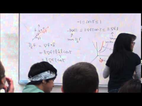 The Gradient Theorem
