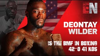 Deontay Wilder - The BMF Of Boxing Raw And Uncut | EsNews Boxing